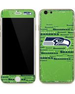 Seattle Seahawks Green Blast iPhone 6/6s Skin