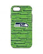 Seattle Seahawks Green Blast iPhone 8 Pro Case