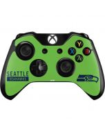 Seattle Seahawks Green Performance Series Xbox One Controller Skin