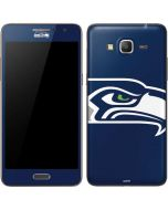 Seattle Seahawks Large Logo Galaxy Grand Prime Skin