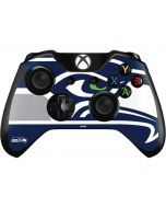 Seattle Seahawks Large Logo Xbox One Controller Skin