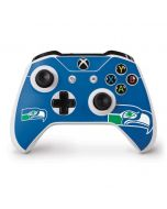 Seattle Seahawks Retro Logo Xbox One S Controller Skin