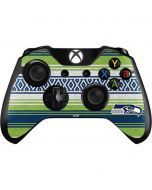 Seattle Seahawks Trailblazer Xbox One Controller Skin