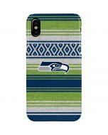 Seattle Seahawks Trailblazer iPhone XS Max Lite Case