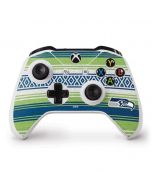 Seattle Seahawks Trailblazer Xbox One S Controller Skin