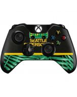 Seattle SuperSonics Retro Palms Xbox One Controller Skin