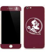 Seminoles Logo iPhone 6/6s Plus Skin