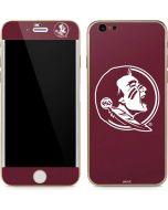 Seminoles Logo iPhone 6/6s Skin