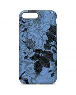Serenity Floral iPhone 7 Plus Pro Case