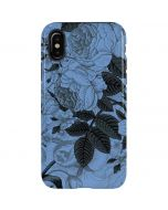 Serenity Floral iPhone X Pro Case