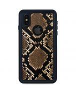 Serpent iPhone XS Waterproof Case