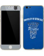Seton Hall Pirates Net iPhone 6/6s Skin