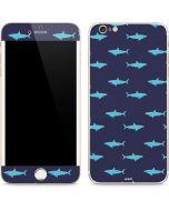 Shark Print iPhone 6/6s Plus Skin