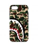 Shark Teeth Street Camo iPhone 8 Pro Case