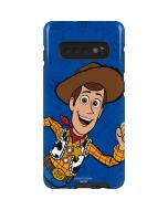 Sheriff Woody Galaxy S10 Plus Pro Case