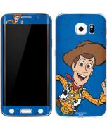 Sheriff Woody Galaxy S6 Edge Skin