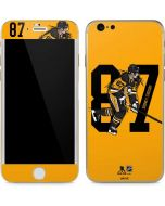 Sidney Crosby #87 Action Sketch iPhone 6/6s Skin