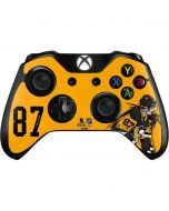 Sidney Crosby #87 Action Sketch Xbox One Controller Skin