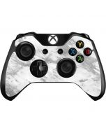 Silver Marble Xbox One Controller Skin