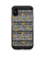 Simba Tribal Print iPhone XS Max Cargo Case