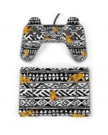 Simba Tribal Print PlayStation Classic Bundle Skin