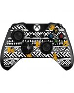 Simba Tribal Print Xbox One Controller Skin