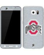 OSU Ohio State Logo Galaxy S6 Skin