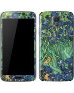 van Gogh - Irises Galaxy S5 Skin