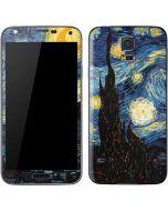 van Gogh - The Starry Night Galaxy S5 Skin