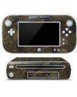 Wood Camo Wii U (Console + 1 Controller) Skin