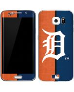 Detroit Tigers Split Galaxy S6 Edge Skin