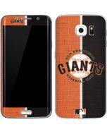 San Francisco Giants Split Galaxy S6 Edge Skin
