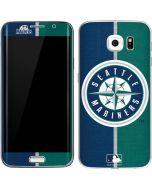 Seattle Mariners Split Galaxy S6 Edge Skin