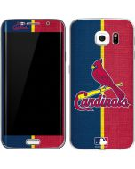 St. Louis Cardinals Split Galaxy S6 Edge Skin