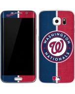 Washington Nationals Split Galaxy S6 Edge Skin