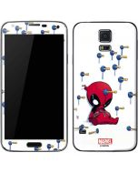 Baby Deadpool Galaxy S5 Skin