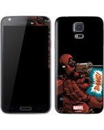 Deadpool Bang Galaxy S5 Skin