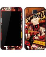 Deadpool Chimichangas Galaxy S5 Skin