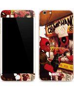 Deadpool Chimichangas iPhone 6/6s Plus Skin