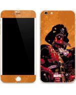 Deadpool Shiver Me Timbers iPhone 6/6s Plus Skin