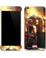 Deadpool Bust A Move iPhone 6/6s Plus Skin