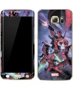 Deadpool Corps Galaxy S7 Edge Skin