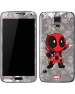 Deadpool Hello Galaxy S5 Skin