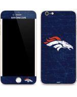 Denver Broncos - Distressed iPhone 6/6s Plus Skin