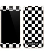 Sneakerhead Checkered iPhone 6/6s Plus Skin