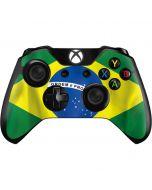 Brazil Flag Xbox One Controller Skin
