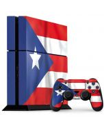 Puerto Rico Flag PS4 Console and Controller Bundle Skin