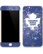 Toronto Maple Leafs Frozen iPhone 6/6s Plus Skin