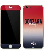 Gonzaga Bulldogs iPhone 6/6s Skin
