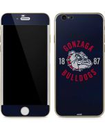 Gonzaga Bulldogs 1887 iPhone 6/6s Skin